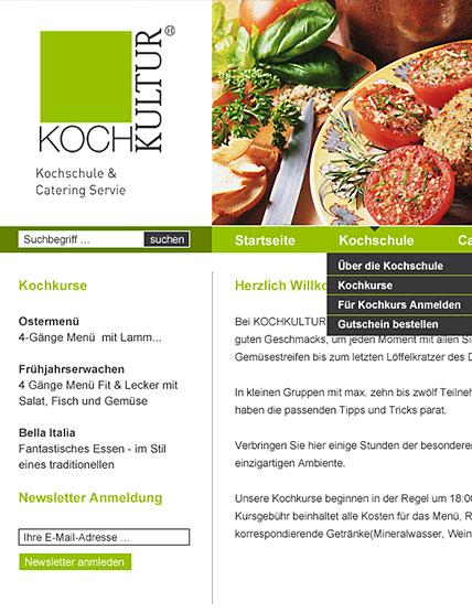 Kochschule Kochkultur