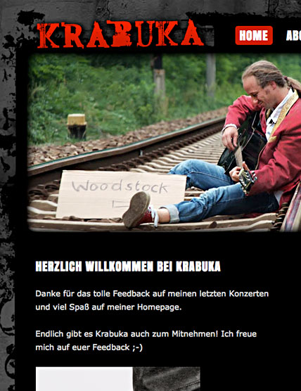 Sänger Krabuka