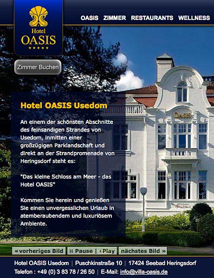 5 Sterne Hotel OASIS